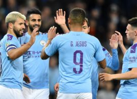 Un betting partner russo per il kit training del ManCity